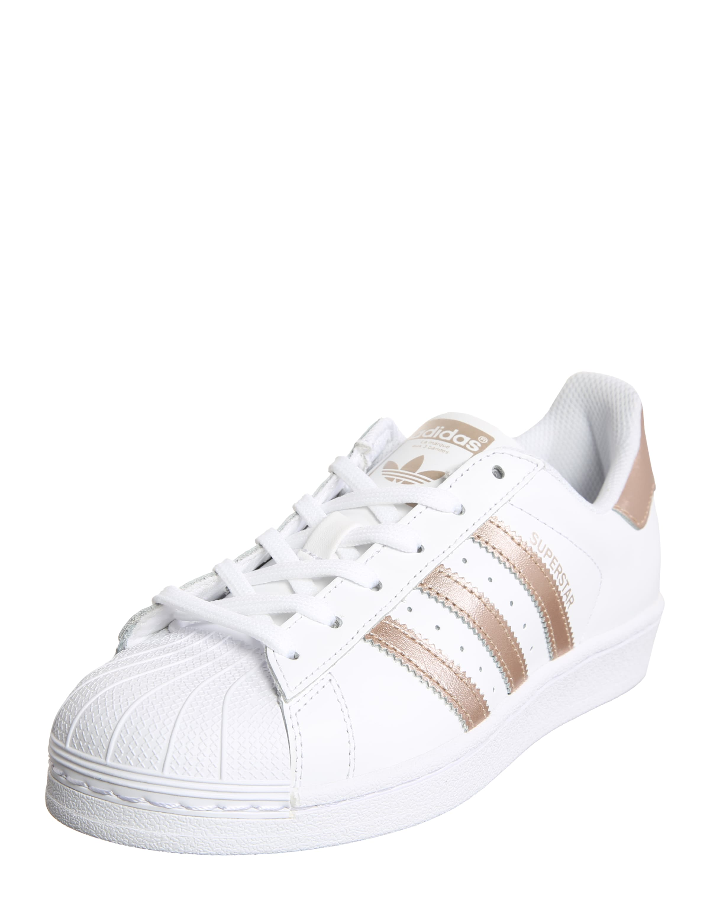 Originals En OrBlanc Basses Adidas Baskets 'superstar' FJKlT1c