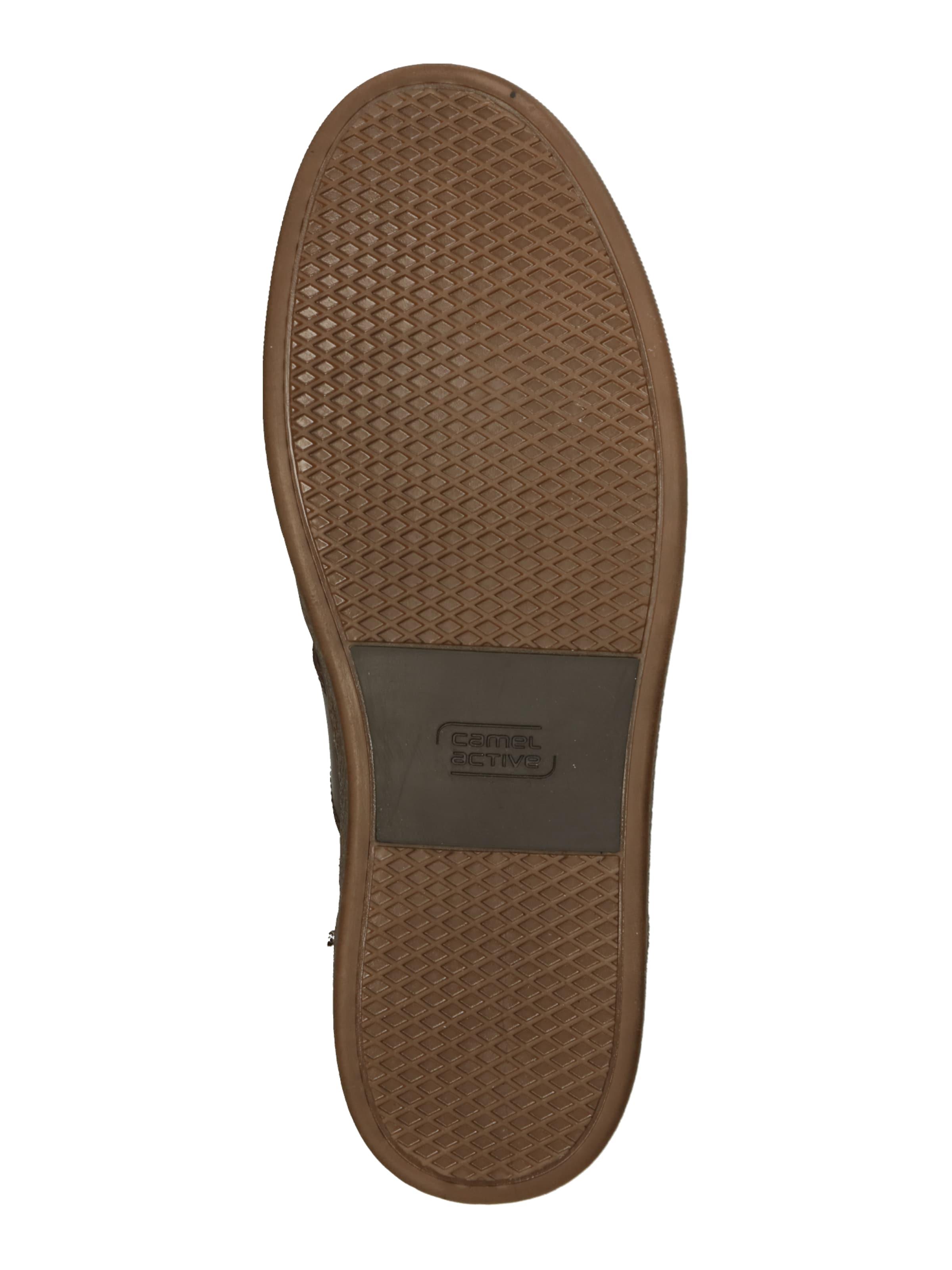 'tonic MokkaSchwarz Camel Sneaker Active 12' In kXZOTwPui
