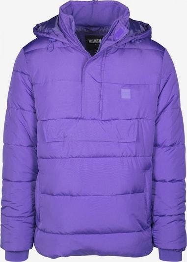 Urban Classics Winterjas in de kleur Neonlila, Productweergave