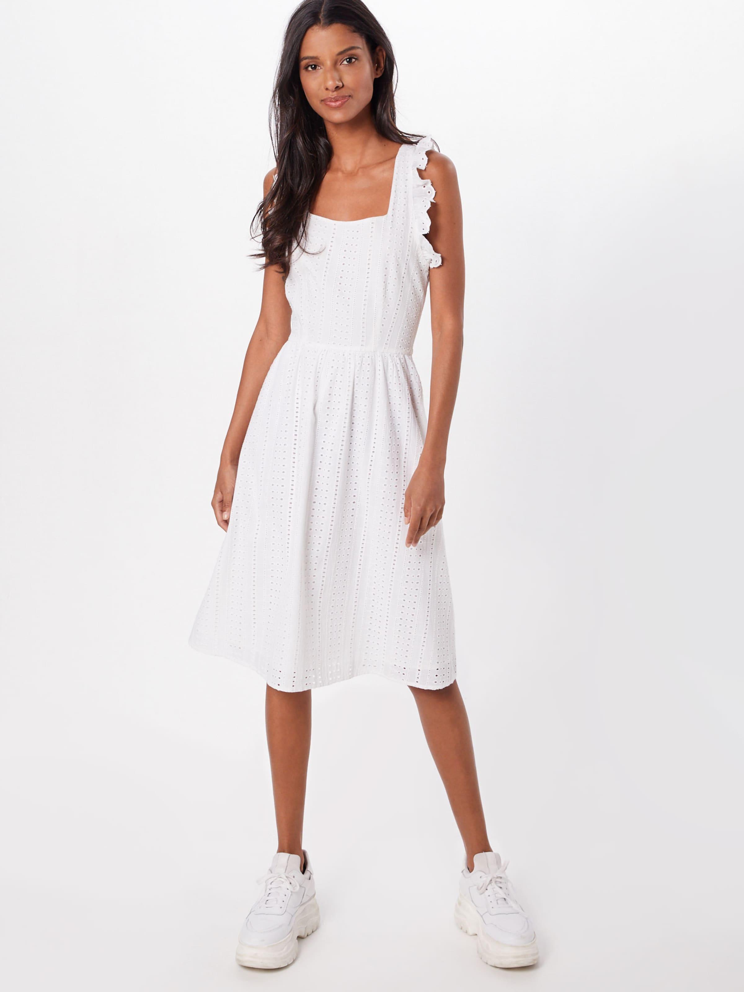 Kleid Dr2' Weiß 'ihcantana Ichi In bgvy76mIYf