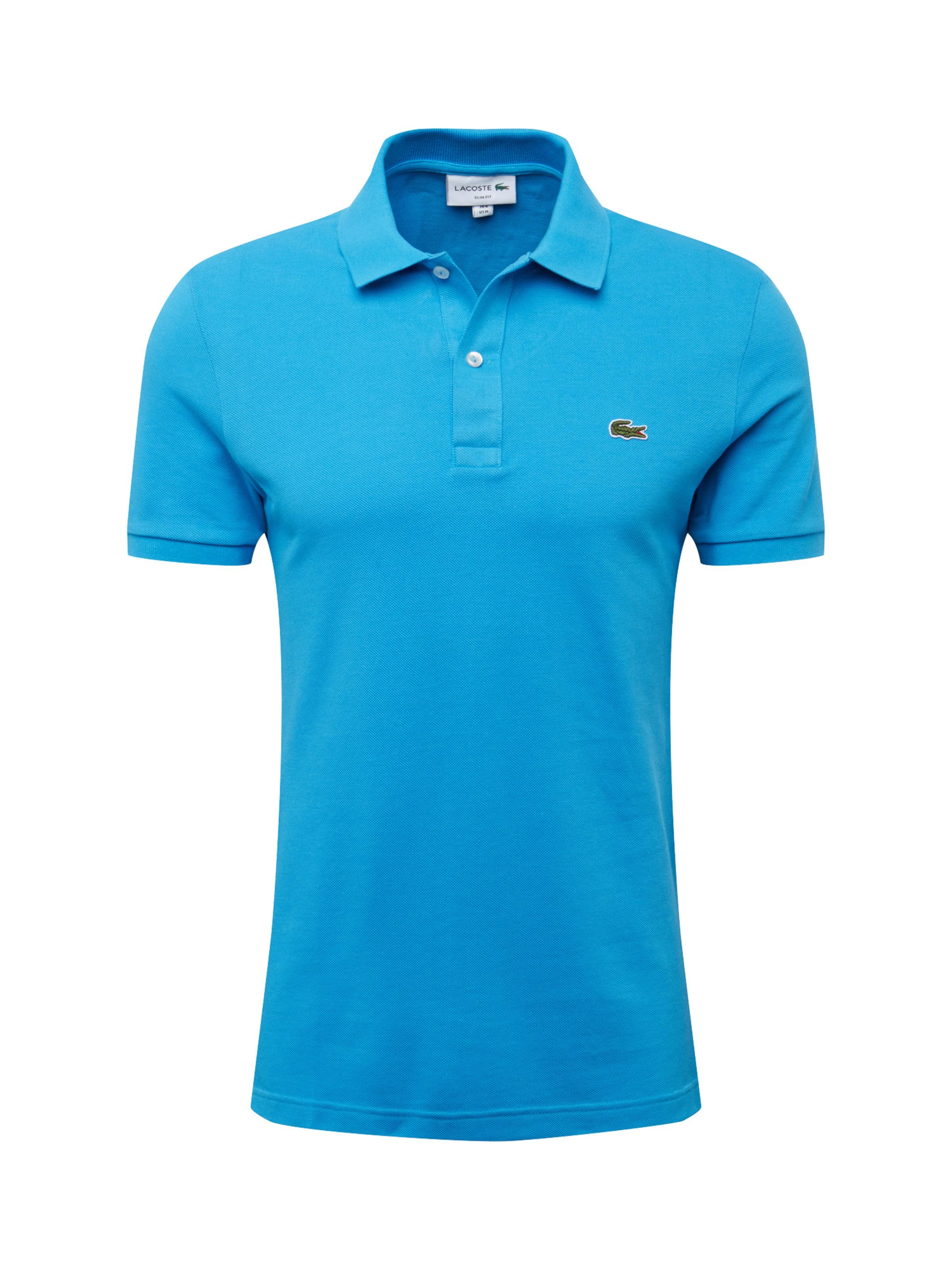Lacoste shirt Lacoste En Bleu T T FwCqxp8C