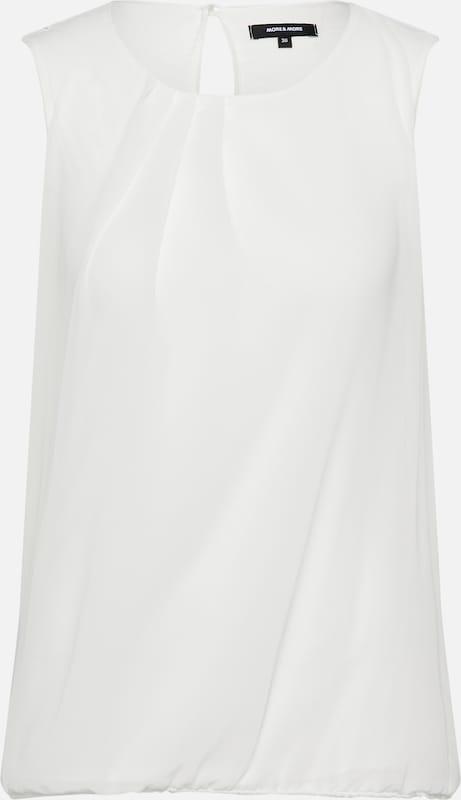 En Moreamp; Moreamp; Chemisier Blanc Cassé bYf7gy6