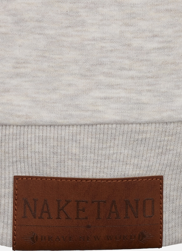 naketano Jacke 'Blonder Engel'