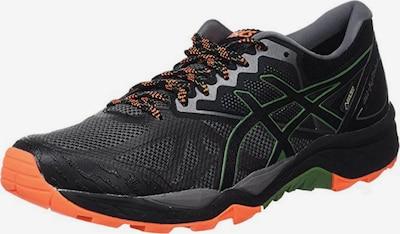 ASICS Sportschuhe 'Gel-Fujitrabuco 6 G-TX' in basaltgrau / grün, Produktansicht