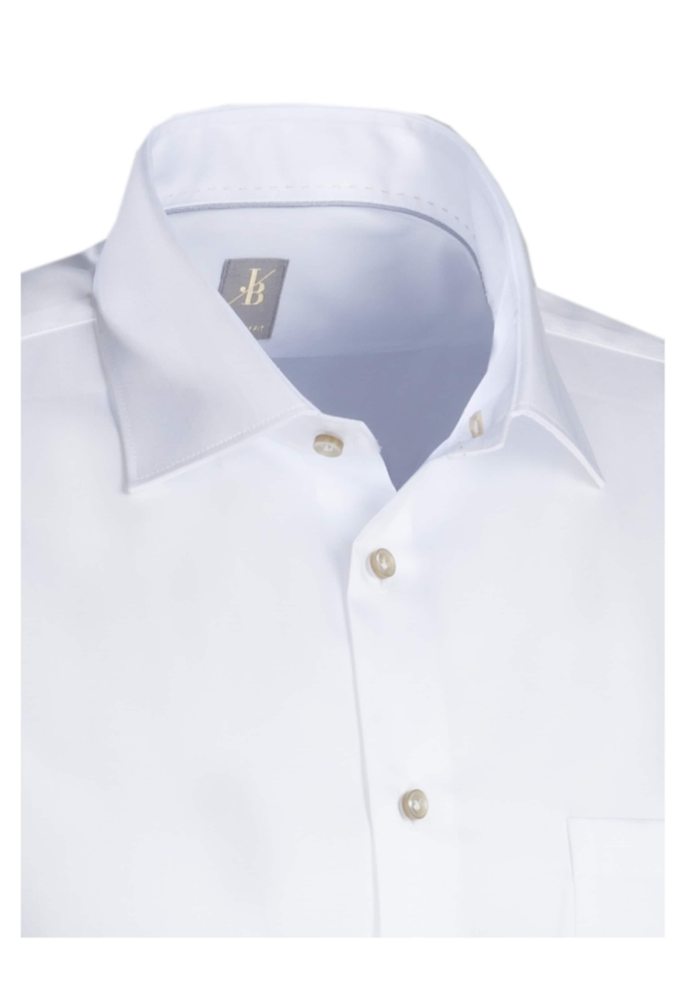 Shop Für Günstige Online Jacques Britt City-Hemd 'Slim Fit' Wählen Sie Eine Beste sG8Dd