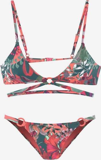 JETTE Triangel-Bikini in mischfarben, Produktansicht