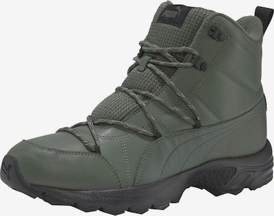 PUMA Boots 'Axis TR Boot WTR MU' en kaki, Vue avec produit