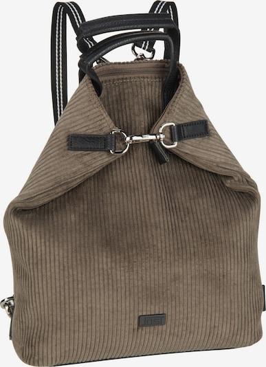 JOST Rucksack / Daypack ' Cord 7944 X-Change Bag XS ' in braun, Produktansicht