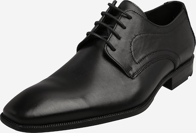 LLOYD Schnürschuh 'Delmore' in schwarz, Produktansicht