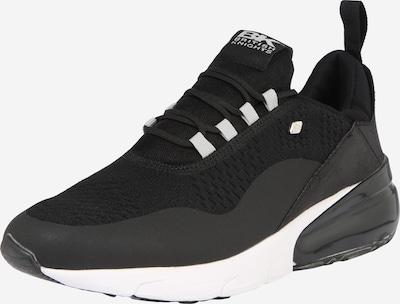 BRITISH KNIGHTS Sneaker 'VALEN' in schwarz / weiß, Produktansicht