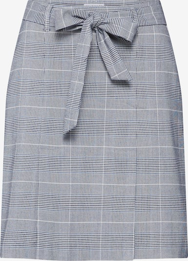re.draft Sukně - námořnická modř / šedá / bílá, Produkt