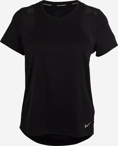 NIKE Tehnička sportska majica u crna, Pregled proizvoda