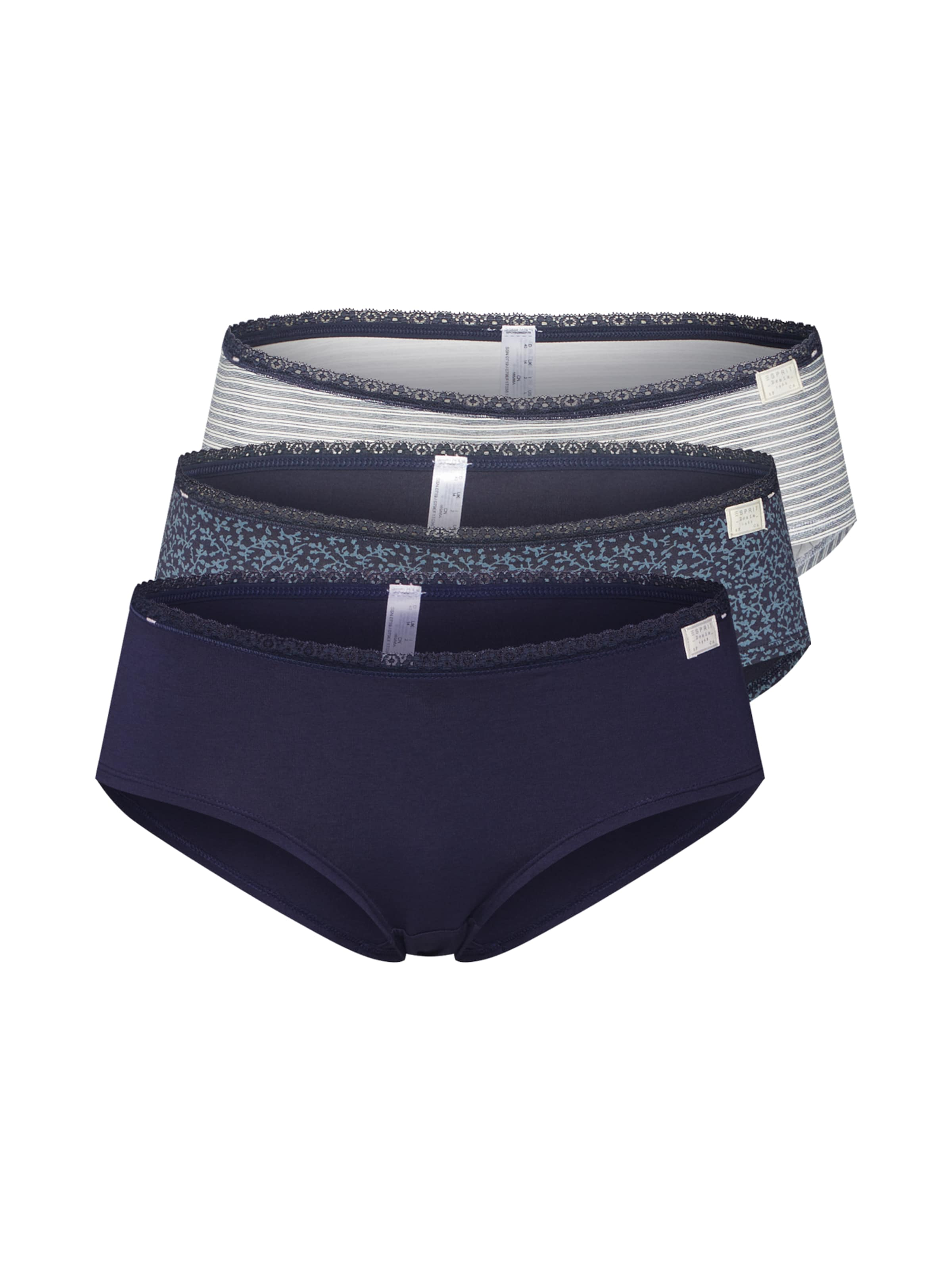 En 'authSacramento 3h shorts' Slip Bleu Marine Esprit N8P0OkXnw