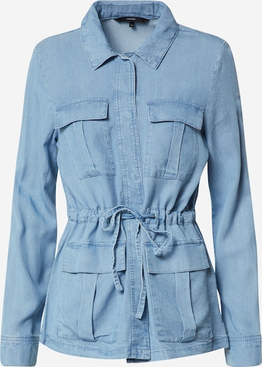 VERO MODA Jacke in blue denim, Produktansicht
