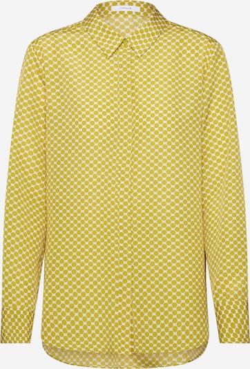OPUS Blouse 'Fastine circle SP' in de kleur Geel, Productweergave