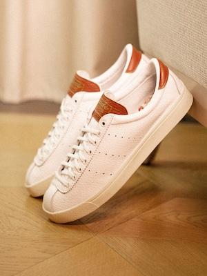 Weiße ADIDAS ORIGINAL Sneaker