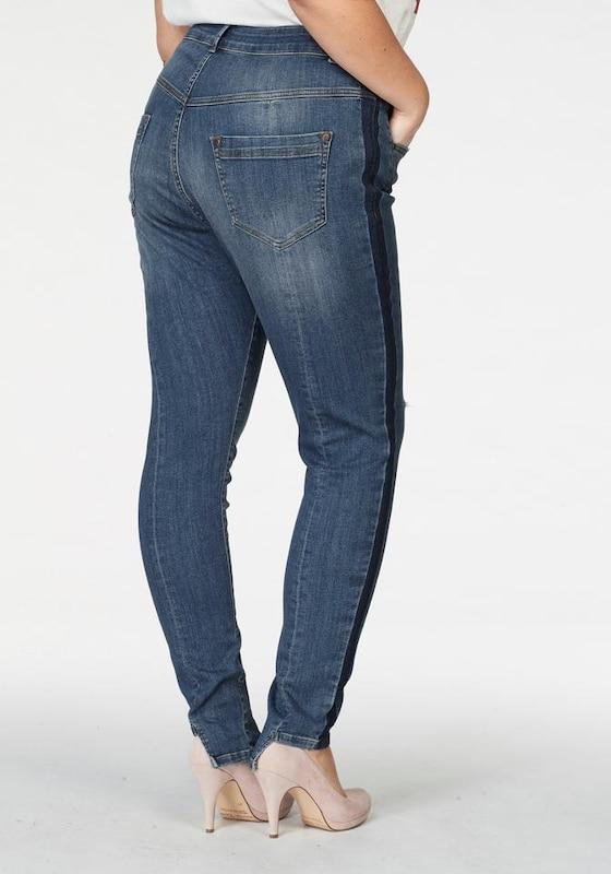 Zizzi Destroyed-Jeans 'Sanna'