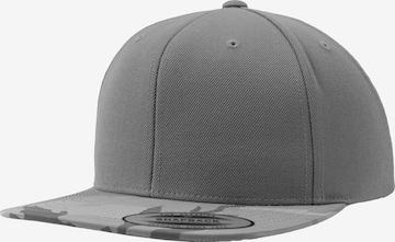 Flexfit Cap in Silver