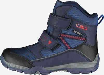 CMP Boots in blau, Produktansicht