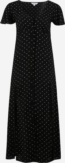 Rochie 'MONOCHROME DITSY' Miss Selfridge (Petite) pe negru / alb, Vizualizare produs