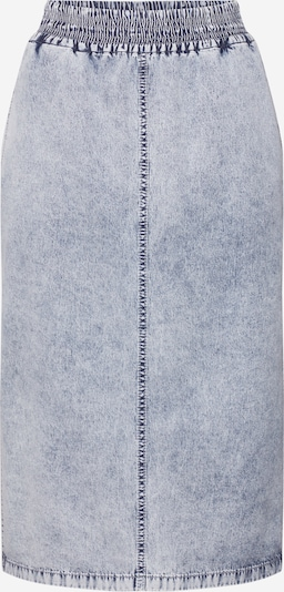 DRYKORN Suknja 'CILL' u sivi traper, Pregled proizvoda