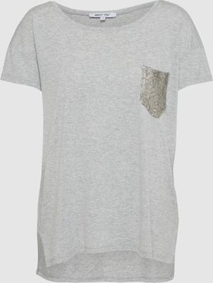 ABOUT YOU Shirt 'Nella' in Grijs gemêleerd