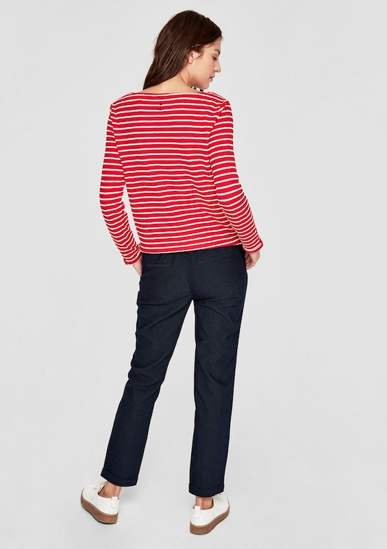 s.Oliver RED LABEL Smart Chino: Stoffhose