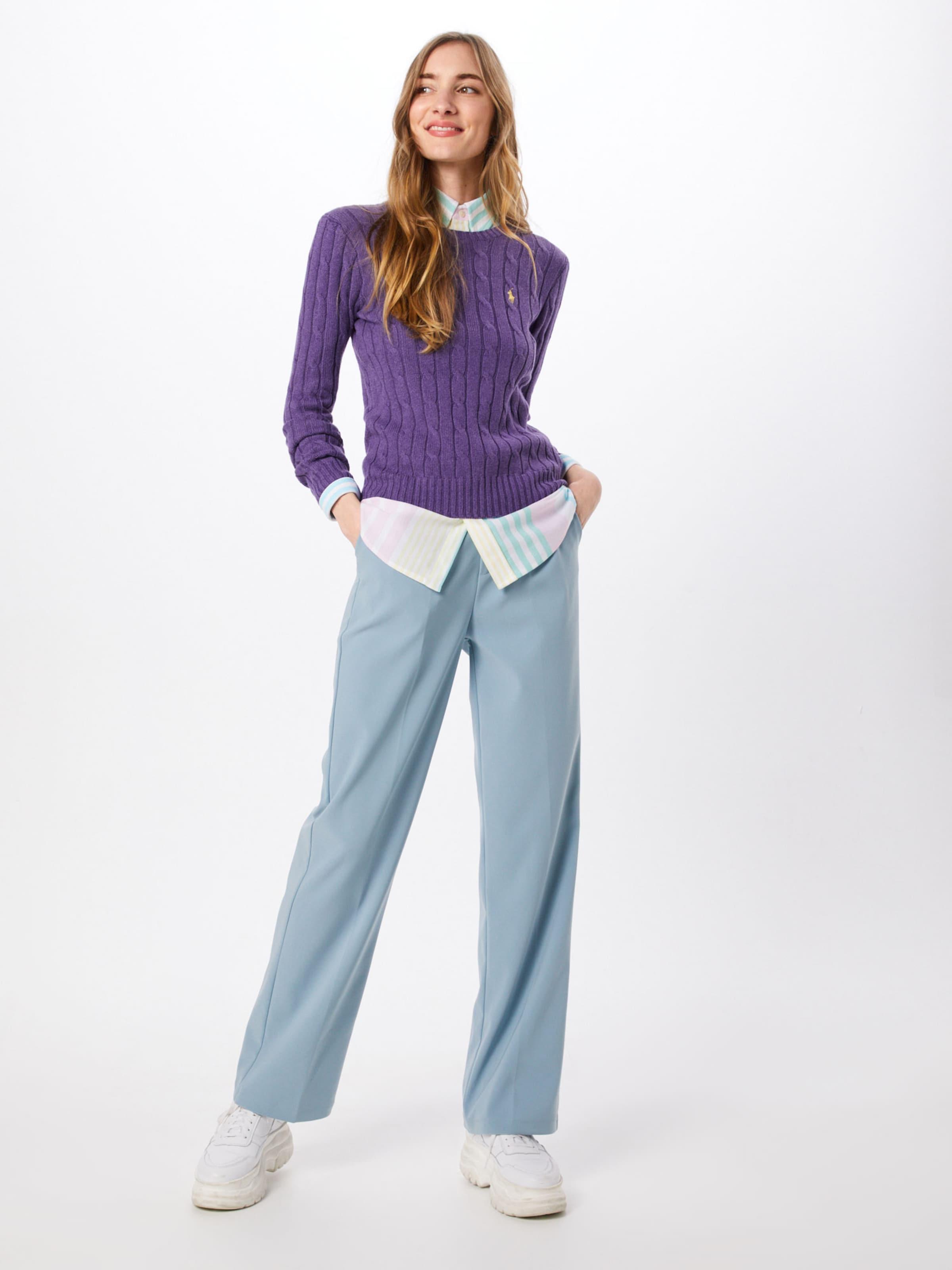 GelbLila Ralph Lauren Pullover In Polo PXTlkZiuOw
