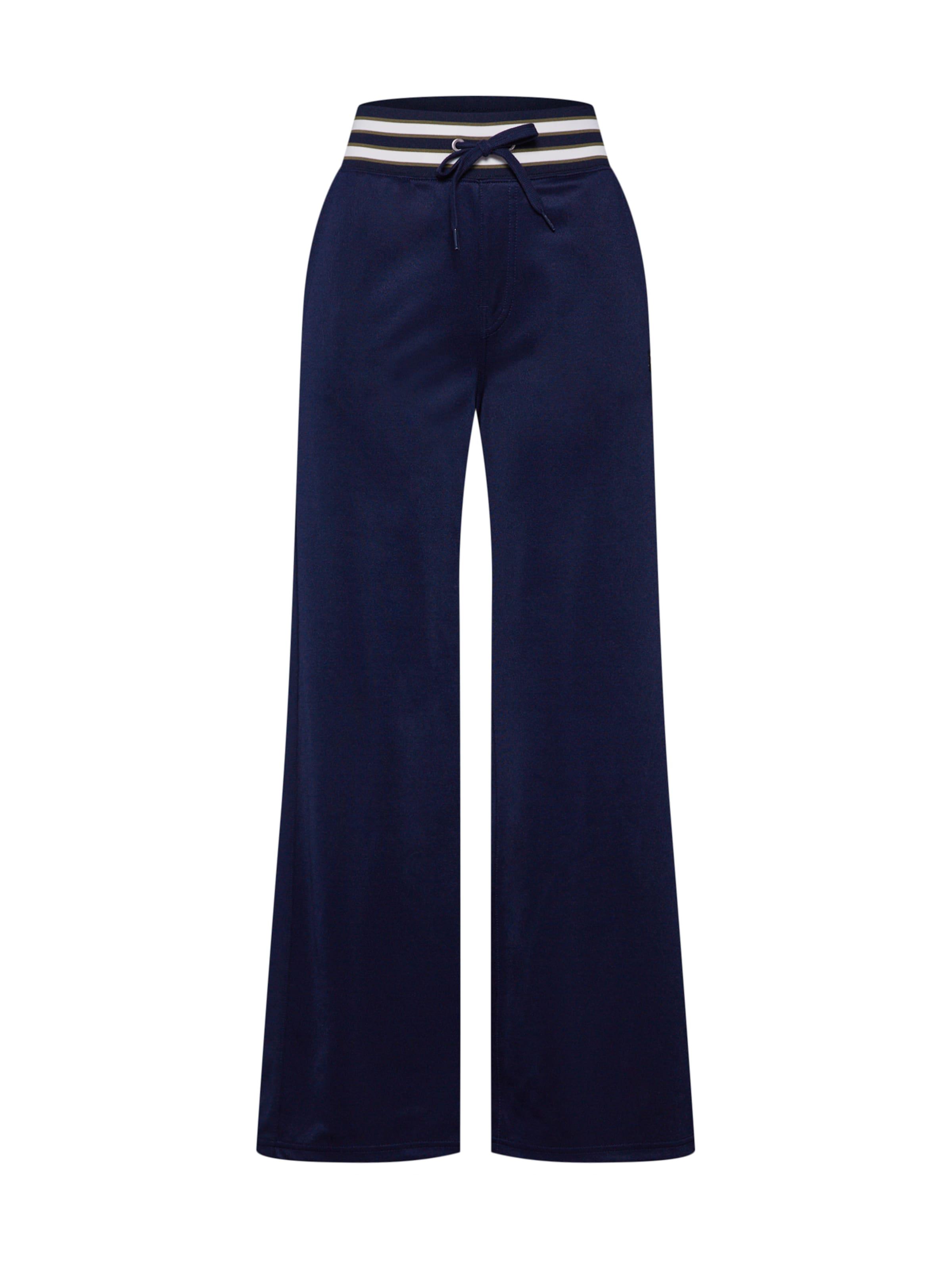 Pant Pantalon star 'lucay Wide En Bleu Track Raw Wmn' G CWEQBexord