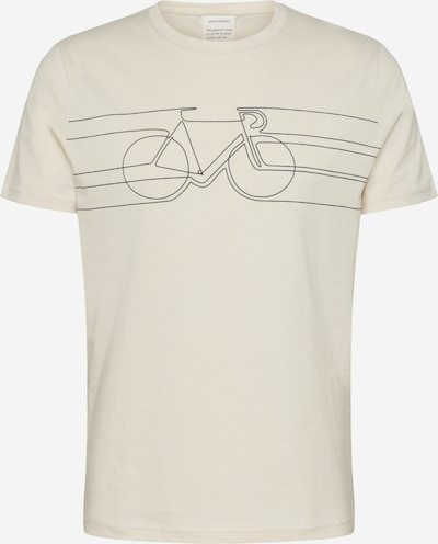 ARMEDANGELS Shirt 'JAAMES SMOOTH BIKE' in weiß, Produktansicht