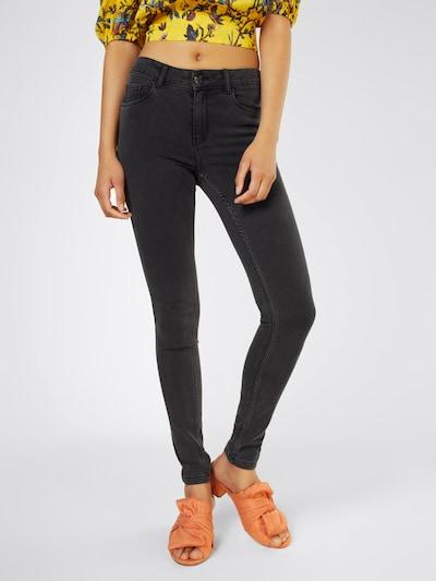 VERO MODA Jeans in grau, Modelansicht