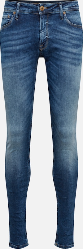 JACK & JONES Jeans 'TOM ORIGINAL JOS 510 50SPS NOOS' in de kleur Blauw denim, Productweergave