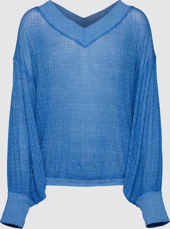 Free People Shirt 'South Side Thermal' in hellblau  Neue Kleidung in dieser Saison