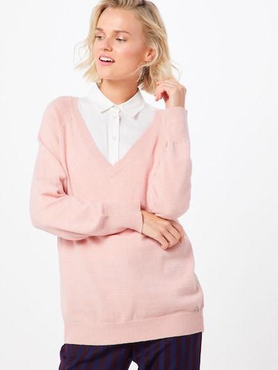 Cream Pullover 'Lorenza' in pink, Modelansicht