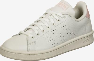 ADIDAS ORIGINALS Sneaker 'Advantage' in rosé / offwhite, Produktansicht