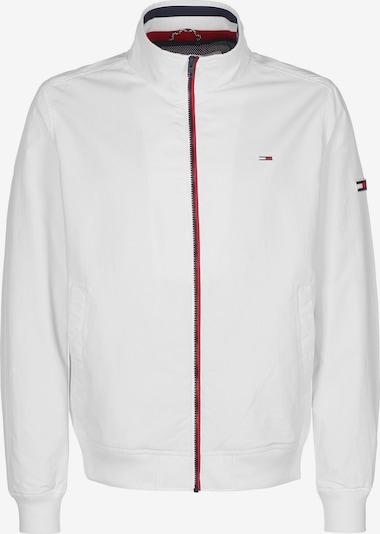 Tommy Jeans Bomberjacke ' Sportswear ' in weiß, Produktansicht