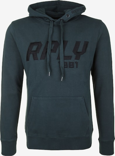 REPLAY Sweatshirt in grün, Produktansicht