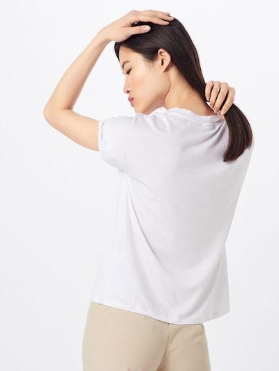 Tricou 'NOLA' Noisy may pe alb: Privire spate