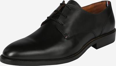 Pantofi cu șireturi 'Essential' TOMMY HILFIGER pe negru, Vizualizare produs