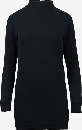 trueprodigy Sweatkleid 'Jamie' in schwarz, Produktansicht