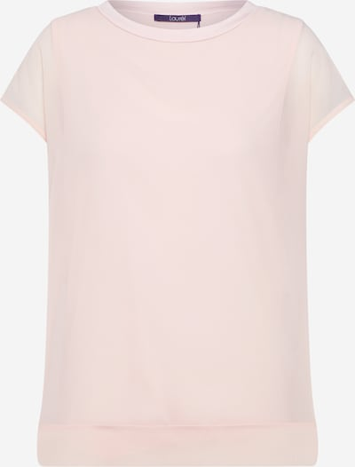 LAUREL Bluse in rosé, Produktansicht
