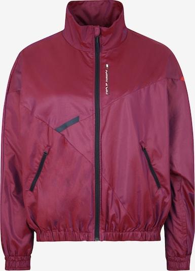 Tommy Sport Zunanja jakna 'FLAG TRACK JACKET' | jagoda barva, Prikaz izdelka