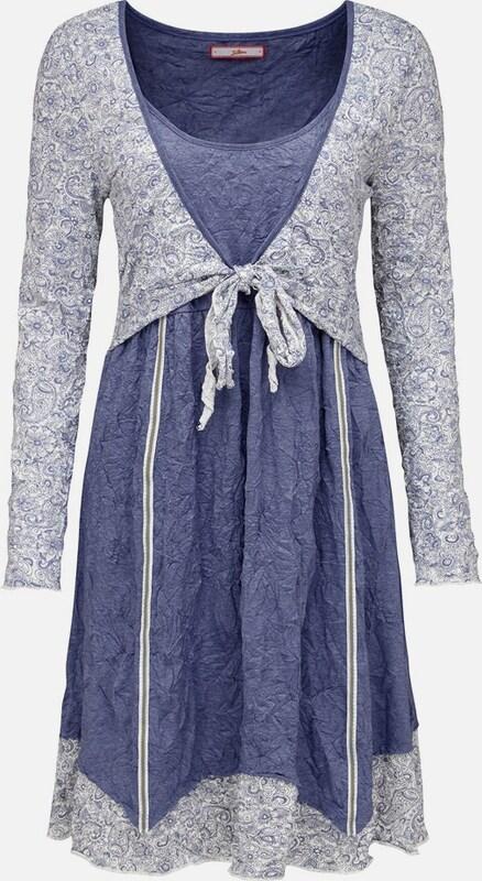 JOE braunS Jerseykleid in lilatblau  Mode neue Kleidung