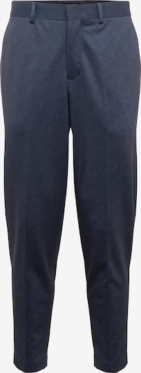SELECTED HOMME Bügelfaltenhose in navy: Frontalansicht