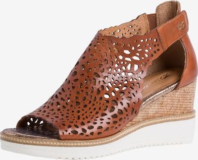 TAMARIS Sandalette in hellbraun, Produktansicht