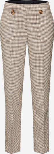 SAINT TROPEZ Spodnie w kant w kolorze beżowy / brązowym, Podgląd produktu