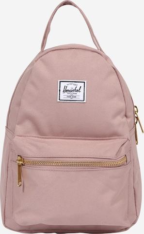 Herschel Rucksack 'Nova Mini' in Pink