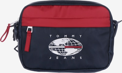 Tommy Jeans Schoudertas ' Expedition Crossover ' in de kleur Donkerblauw / Rood, Productweergave