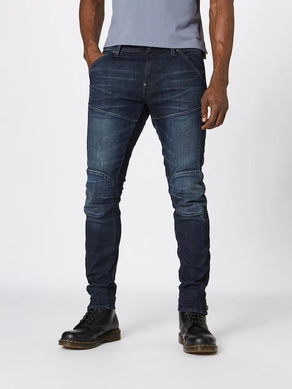 '5620' Raw Denim G Jean star En Bleu IDH9YWeE2b