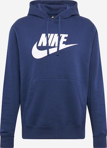 Sweat-shirt Nike Sportswear en bleu